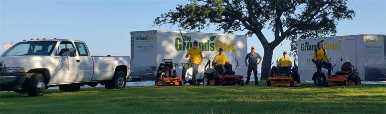 Ground Guys of Gulf Breeze team members