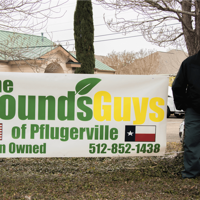 The Grounds Guys of Pflugerville veteran owned