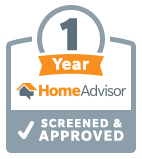 Home Advisor 1 year approved
